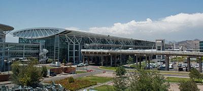 Aeropuerto Comodoro Arturo Merino Benítez